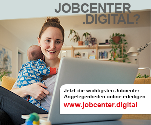 Logo jobcenter.digital